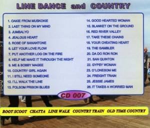 Line Dance & Country Back