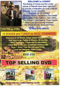 Welcome to my World DVD Back
