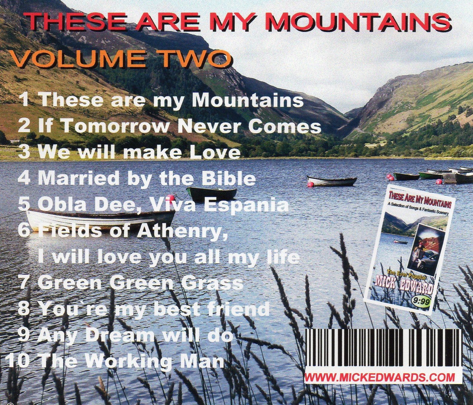These are my Mountains Back v2